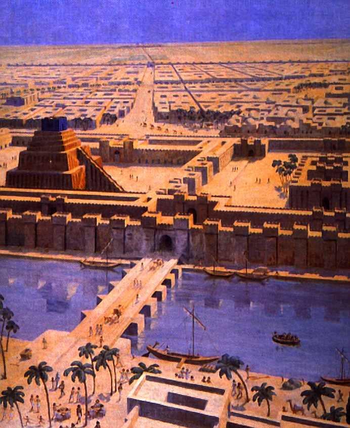 immagini babilonia