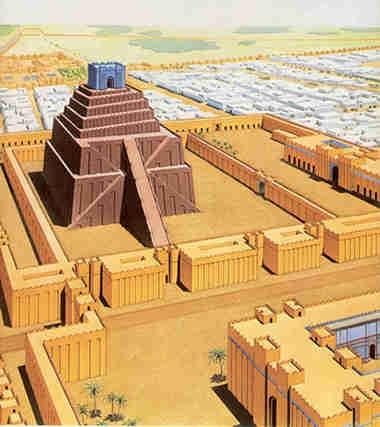 La babilonia - La civiltà babilonese, Il periodo caldeo, L'eredità babilonese, Storia antica, La città neobabilonese e il suo dec