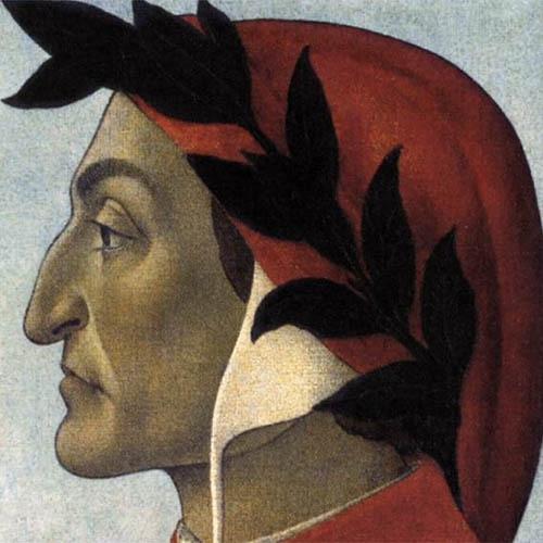 Allegoria, Dante