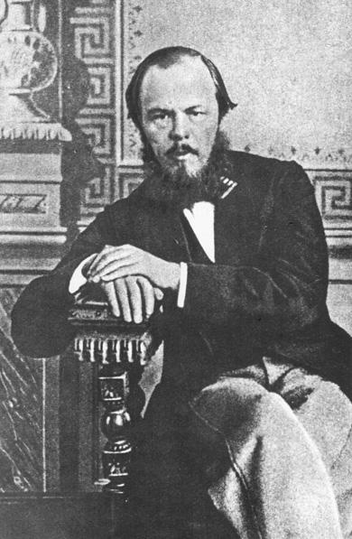 immagini dostoevskij