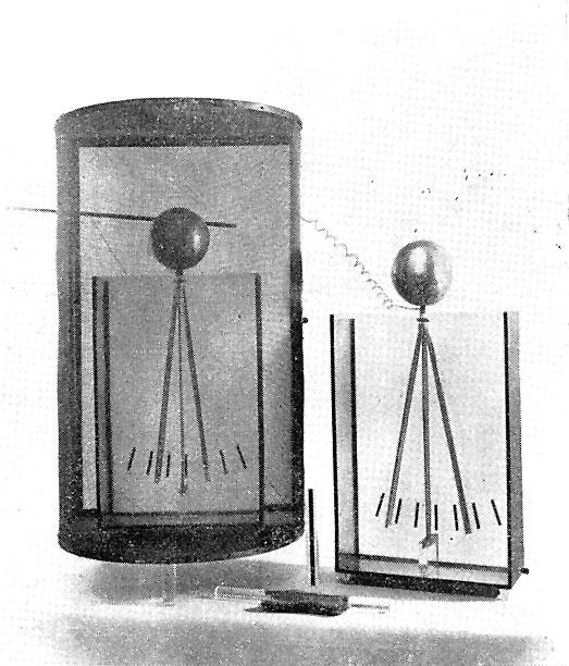 Fenomeni elettrostatici - Verificare alcuni fenomeni di elettrostatica tramite alcuni strumenti specifici