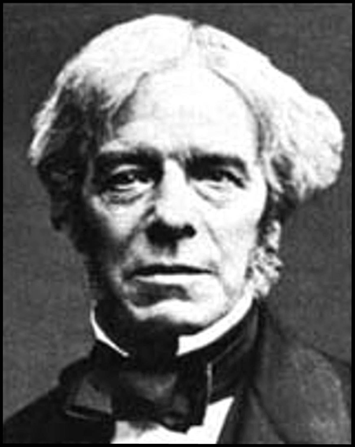 poza despre faraday
