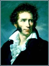 Ugo Foscolo (1778 Zante-1827 Turnham Green Londra)