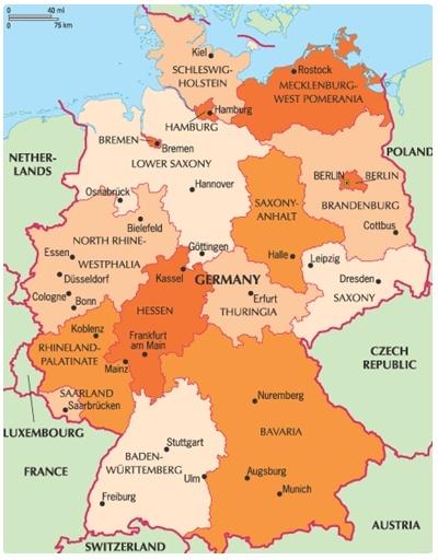 L'Unificazione della Germania - La guerra contro la Danimarca, La guerra contro l'Austria, La guerra contro la Francia e la fondazione del II Reich
