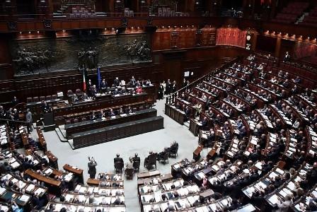 Lo stato le forme gi governo il parlamento le fonti for Parlamento italiano storia