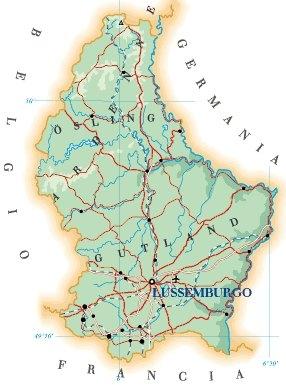 LUSSEMBURGO Ordinamento dello stato