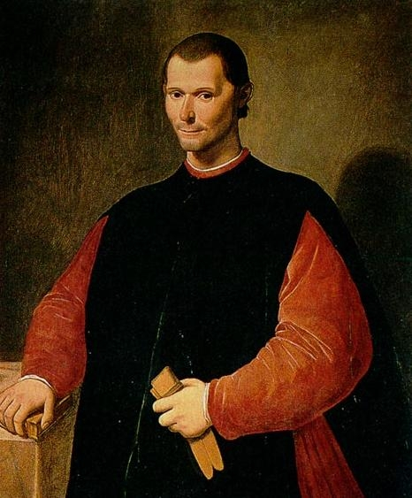 imagine cu machiavelli