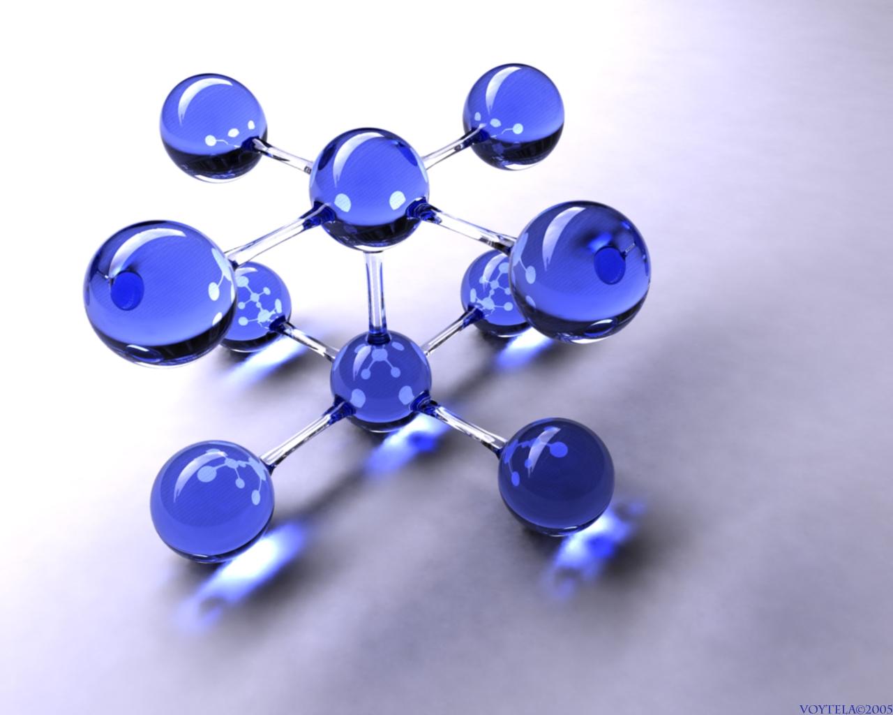 imagine cu molecole