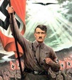 imagine cu nazismo