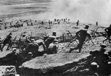 Prima guerra mondiale l italia dalla neutralit all for Piani storici per la seconda casa dell impero